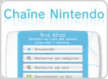Chaine Nintendo