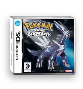 Pokemon Diamant et Perle Boite Diamant