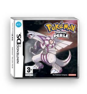 Pokemon Diamant et Perle Boite Perle