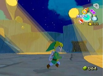 Zelda the Wind Waker